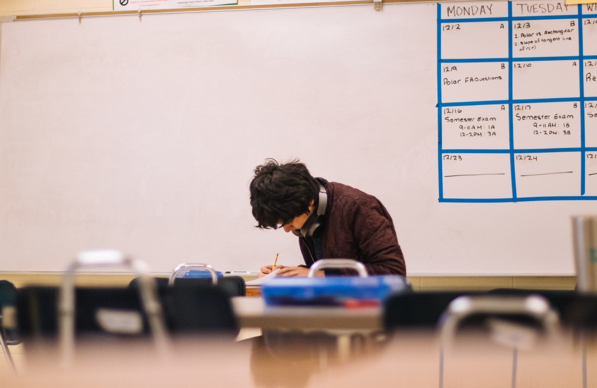 Motivation increases as students age